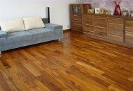 Drewniane podłogi ozdobą każdego mieszkania
